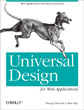 Universal Design for Web Applications (Book)